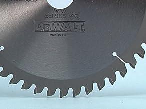 Dewalt DT4287-QZ DT4287-QZ-Hoja para Sierra Circular estacionaria 250x30mm 80D TCG-5º, 0 W, 0 V, 250x30x80t
