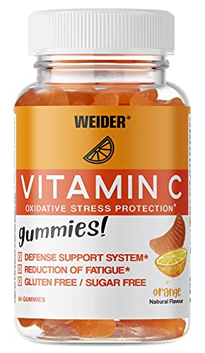 Weider Caramelle Gommose con Vitamina C - 90 Pezzi