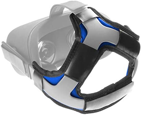 Orzero Head Cushion Compatible for Oculus Quest VR Headset Only Fits for Quest 1st Gen Comfortable product image