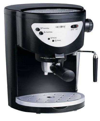 Mr. Coffee ECMP40 Pod Pump Espresso & Cappuccino Maker