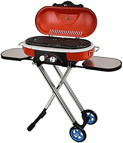 BBQ-Grill, tragbarer Gasgrill,...