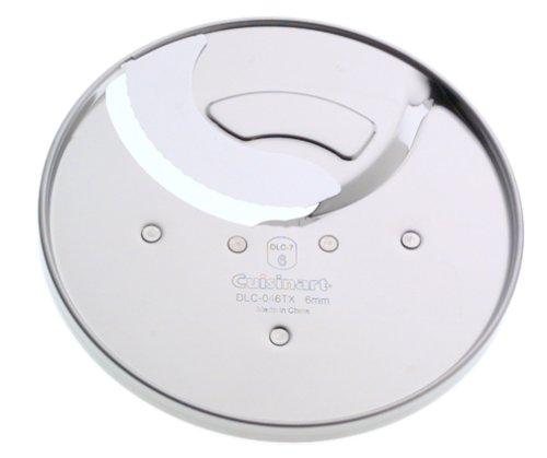 Cuisinart DLC-046TXAMZ 6mm Thick Slicing Disc, Fits 14-Cup Processor