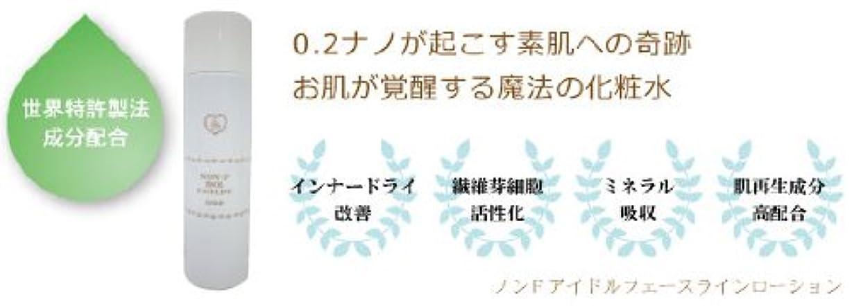 荒れ地接ぎ木部族0.2ナノ(世界特許技術)が起こす素肌への奇跡!お肌が覚醒する魔法の化粧水 150ml