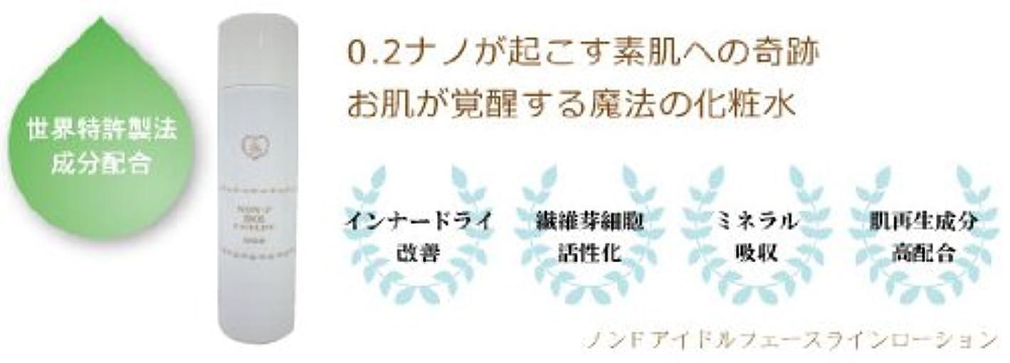 0.2ナノ(世界特許技術)が起こす素肌への奇跡!お肌が覚醒する魔法の化粧水 150ml