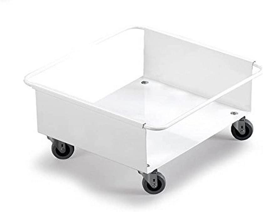 Lowest price challenge Durable Industry No. 1 Durabin Trolley 90 - White Litre