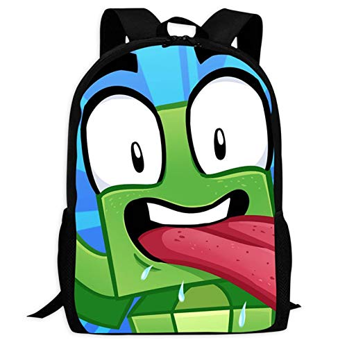436 Un-speak-able Kids 3D Backpack Unique School Bags Lightweight Travel Backpacks for Teens Boys Girls ONE_SIZE