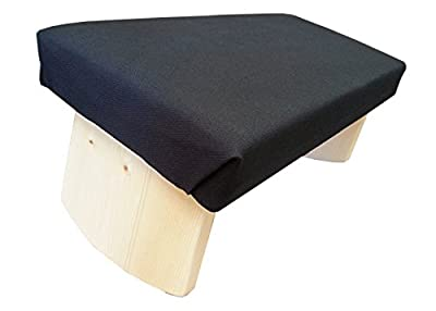 meditation bench dual height and padded