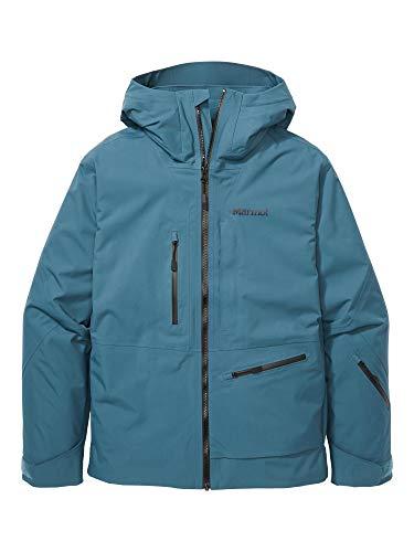 Marmot Herren Refuge Jacket wasserdichte Ski- Und Snowboard-Jacke, Atmungsaktive Winterjacke Mit Schneefang, Auch Als Winddichter Regenmantel Nutzbar, Stargazer, XL