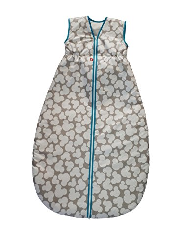Linden 308473T Winterschlafsack, 130 cm, grau