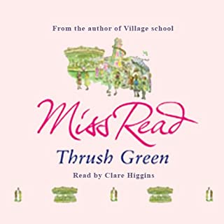 Thrush Green cover art
