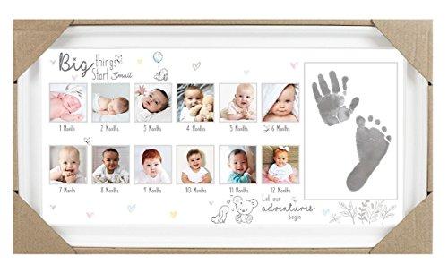 Mon premier souvenir de souvenir de souvenir de cadeau de cadre de photo de bébé (expédiés à partir du Royaume-Uni)