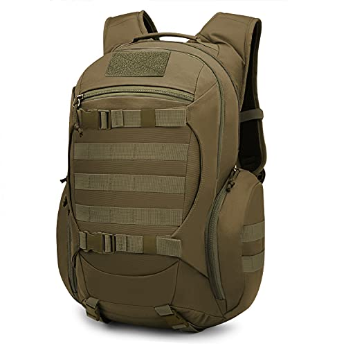 Mardingtop Tactical Backpacks 28L Military Camping Molle daypacks for Motorcycle Hiking Traveling
