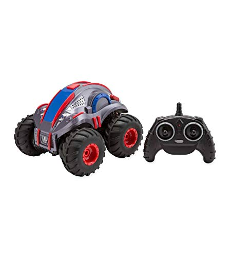 HearthSong Water Rover All-Terrain Remote Control Car with Thick Tires for Advanced Tumbling Tricks