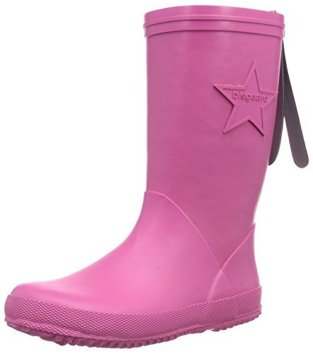 Bisgaard Jungen Unisex Kinder Rubber Boot Star Gummistiefel, Pink (14 Pink), 20 EU