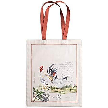 Colorado Chicken Natural Cotton Canvas Tote Bag