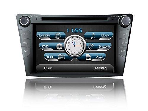 EASINAV Drive DAB+ Navigationssystem für i40 / PKW Software