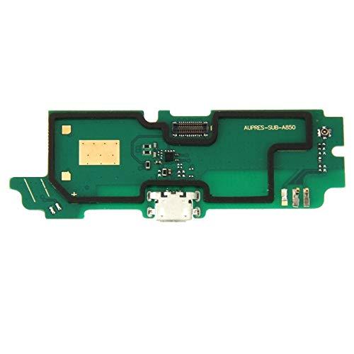 kangruwl Reemplazar revisión por Partes telefónicas IPartsBuy de Carga reemplazo de Puerto for Lenovo A850 de Accesorios