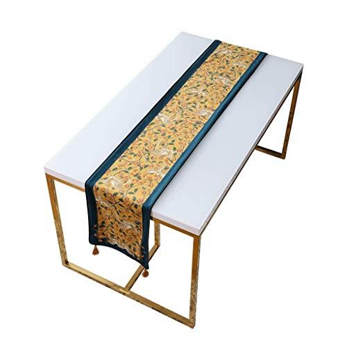 Tischläufer HD Innova Clear Pattern Wasserdichter Couchtisch Schlafzimmer TV-Schrank ZHJING (Size : 30 * 220cm)