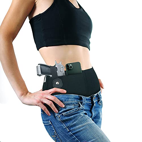 Gun Holster for Concealed Carry - Belly Band Gun Holsters...