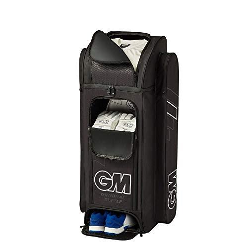 Gunn & Moore Unisex's Original Duffle Bag 2020 Cricket, Schwarz/Weiß, Einheitsgröße