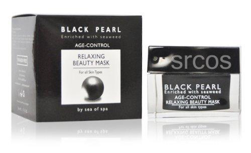 Sea Of Spa Black Pearl Age Control Relaxing Beauty Mask 50ml 1.7fl.oz Dead Sea by Sea of Spa