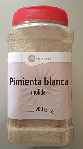 Pimienta Blanca Molida 900g.