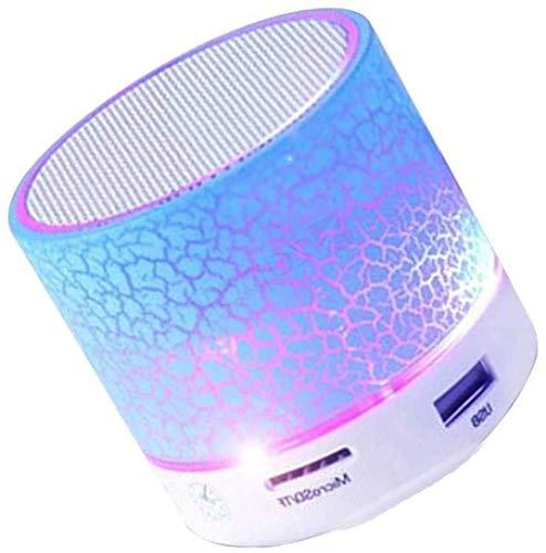 Tec-Digi Portable Wireless Mini Bluetooth Speaker, Super Bass Stereo...