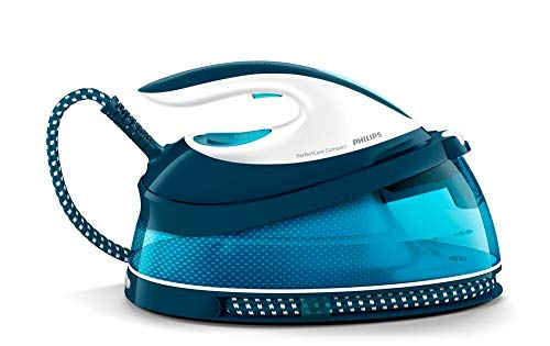 ferro da stiro 6.5 bar vapore Philips GC7840/20 Ferro da stiro PerfectCare Compact 6