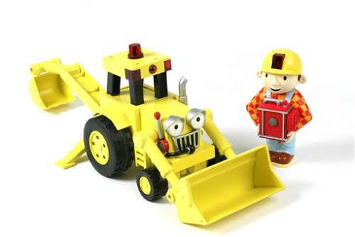 Learning Curve Bob the Builder - Remote Control Follow Me Scoop