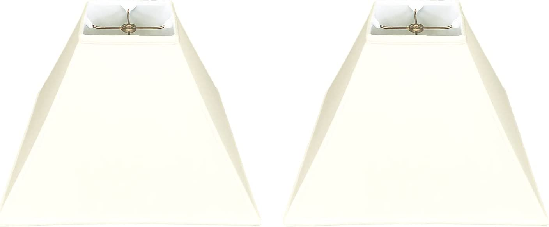 Royal 入手困難 Designs Square Sharp Corner Lamp Shade Eggshell 6 特価品コーナー☆ Basic