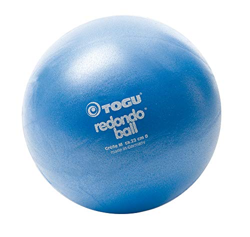 TOGU Redondo Ball 22 cm Perfect for Posture, Balance, Core, Yoga, Pilates, Barre, Stretching, Physical Therapy and Rehab