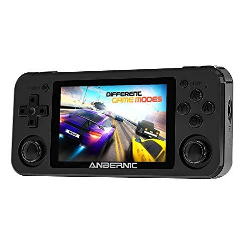 Junecat Consola de Juegos portátil GBA GBC NDS 3,5 Pulgadas de Pantalla...
