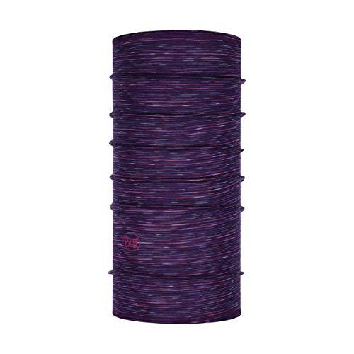 Buff Purple Tour de Cou Laine mérinos Lightweight Slim Mixte Adulte, Violet, FR Unique Fabricant : Taille One sizeque