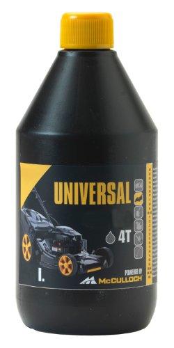 McCulloch 00057-76.164.22 4-Takt-Öl 5W/30, 1 L, für Schneefräsen, OLO022