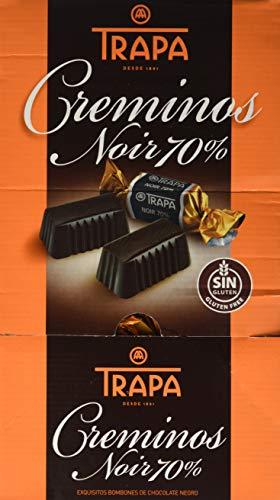 Trapa, Dispensador Creminos Noir 70% - 800 g.