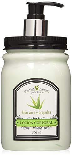 Becasan Nature Becasan Nature Locion Corporal 500 Ml.Aloe Vera Y Orquidea - 50 ml