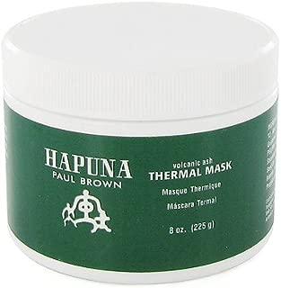 Paul Brown Hawaii - Hapuna Volcanic Thermal Ash Masque Mask - 8 oz. - jar
