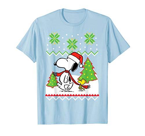 Peanuts Santa Snoopy