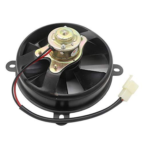 KKmoon behuizing ventilator elektrische koeler voor motorfiets ATV Quad Dirt Bike 150CC 250CC
