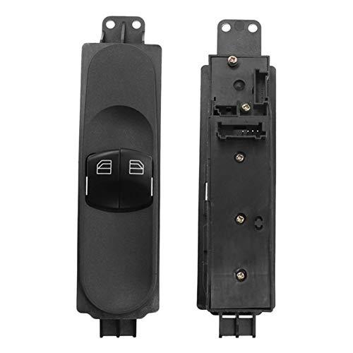 Interruptor de Control de Ventana 6395450713 Ventana Master Power Interruptor de botón en Forma for el Mercedes-Benz W639 Vito Mixta Kasten Wieland 2003-2015 A6395451313 A6395450913