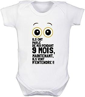 52100b6a1eea5 bebe-abord.com Body bébé Rigolo – Ils Ont parlé de Moi Pendant 9