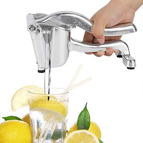 Jadpes Exprimidor de limón, Exprimidor Manual de cítricos Jugo de Granada Exprimidor...
