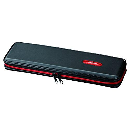 シマノ(SHIMANO) ロッドケース システム穂先ハードケース PC-061L ブラック