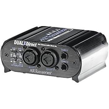 Art Dualxdirect Dual Professional Active Direct Box