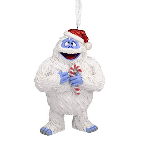 Hallmark Christmas Ornaments, Rudolph the Red-Nosed Reindeer Bumble the Abominable Snow Monster Ornament
