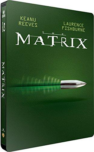 Matrix Iconic Moments Steelbook (exklusiv bei Amazon.de) [Blu-ray]