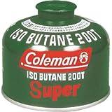 コールマン(Coleman) 純正イソブタンガス燃料 Tタイプ 230g 5103A200T