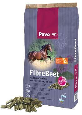 Unbekannt Pavo FibreBeet 15 kg