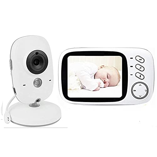 Baby Monitor, Baby Video Camera with 3.2'' LCD Digital Screen 750mAh...