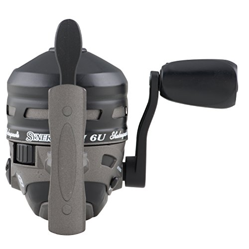 Shakespeare Synergy TI Spincast Reel, SYN2TI6UB